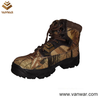 Lightweight Camouflage Military Hunting Boots (WHB011)