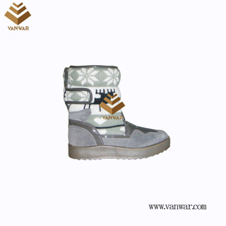 Fashion Cemented Snow Boots winter shoes (WSCB020)