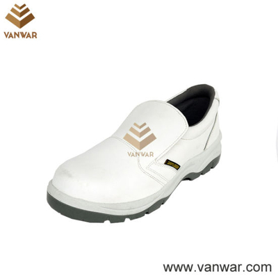 White New Design Working Safety Shoes (WSS008)