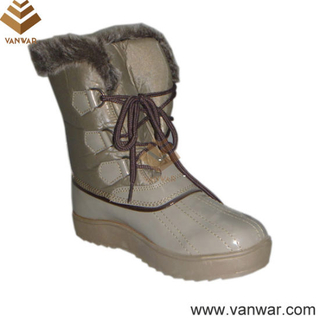 Military Fashion Durable Russian Snow Boots (WSCB001)