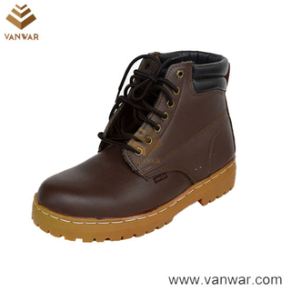 Fashionable Design Comfortable Military Working Boots (WWB067)
