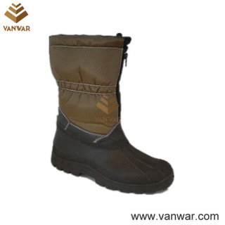 TPR Waterproof Russian Snow Boots (WSB023)