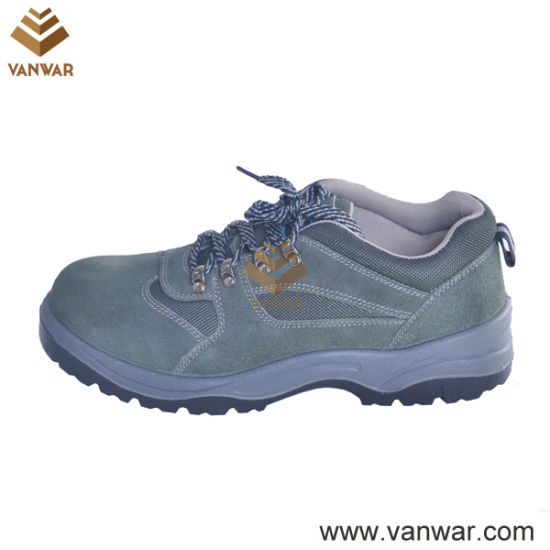 Electric Insulation Working Safety Shoes with Steel Toe Cap (WSS010)