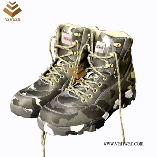 Military Hot Style Combat Boots (WCB059)