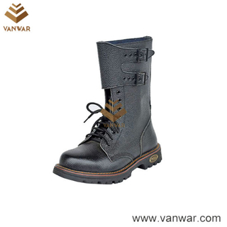 Breathable and Durable Military Working Boots for Construction (WWB070)