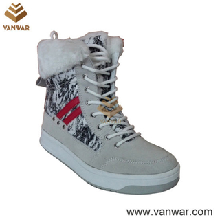 Lightweight Snowing Boots of Fashionable Design (WSCB045)