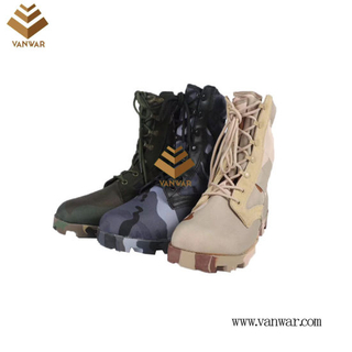 Military Jungle Boots with ISO Certificate (WJB016)