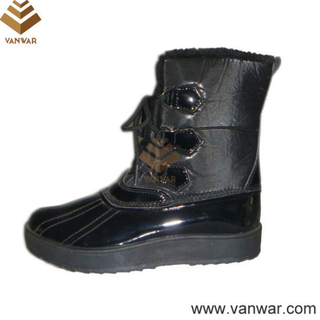 High Quality Russian Snow Boots with Cemented Construction (WSCB002)
