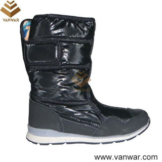 Fashionable Women Cemented Russian Snow Boots (WSCB009)