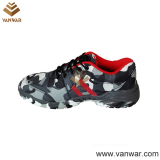 Camouflage Military Trainging Shoes for Working (WTR011)