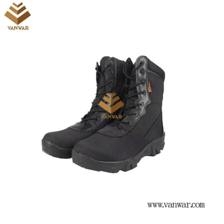 Lug Pattern Military Jungle Boots with High Quality (WJB017)