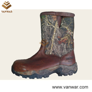 Hot Sale Casual Military Hunting Boots with Mesh Lining (WHB005)