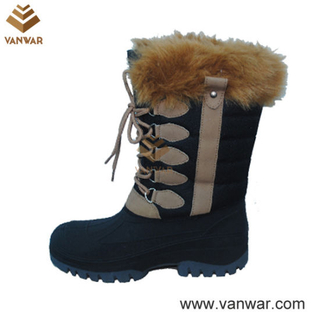 Snow Boots with High Quality and Waterproof Outsole (WSB025)