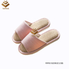 Customize Indoor Cotton winter home Slippers with High Quality (wis0103)