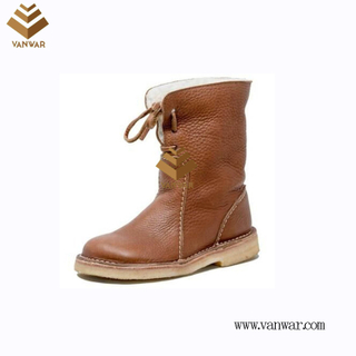 Classic Fashion Winter Snow Boots with High Quality (Wsb068)