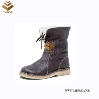 Classic Fashion Winter Snow Boots with High Quality (Wsb069)