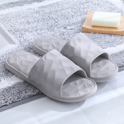 Integrated indoor slippers of high quality for men/women pvc slippers(wsp047)