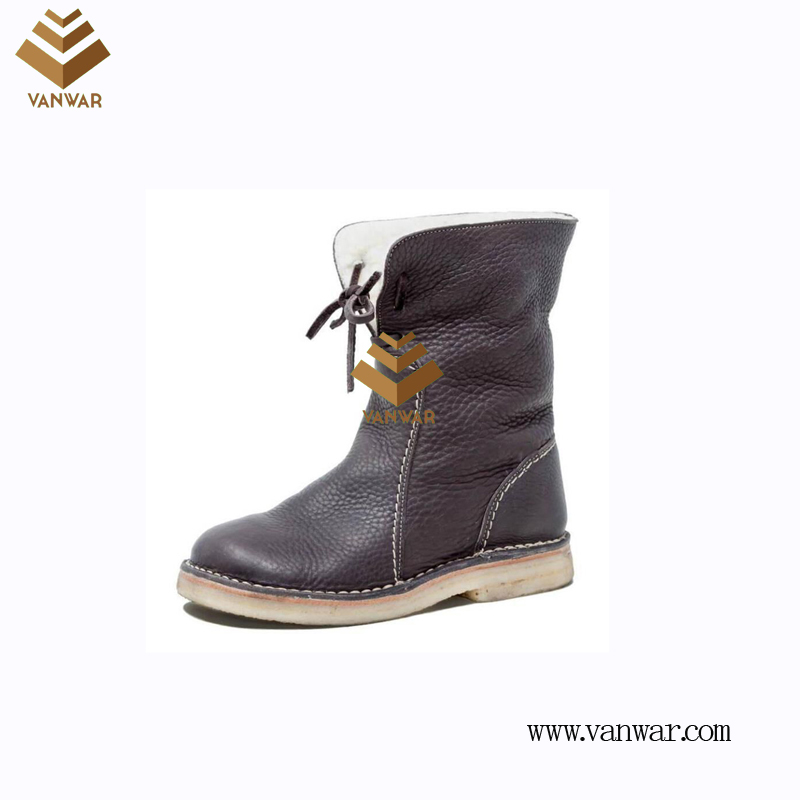 Classic Fashion Winter Snow Boots with High Quality (Wsb064)